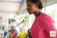 Olive NGONO, Directrice résidente de CAC Congo 2