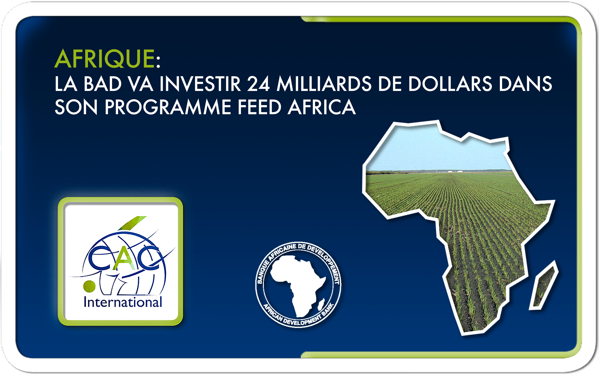 """Résultat de recherche d'images pour """"Afrique, BAD, 24 milliards de dollars, développement, agriculture africaine, 2016, 2017"""""""